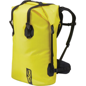 SealLine Black Canyon - Sac à dos - 65l jaune